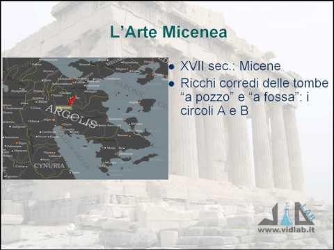 videocorso storia dell'arte greca - lez 2 - parte 1