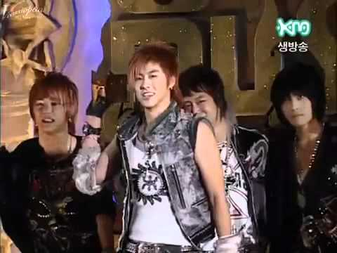 MKMF 2005 Music video DBSK/TVXQ Rising sun[Vietsub]