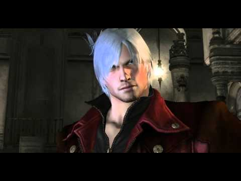 Devil May Cry 4 Cutscenes - 49 - Dante's Party Crashing [HD][1080p].avi