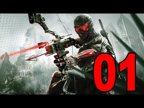 Crysis 3 - Part 1 (Let's Play / Walkthrough / Playthrough)