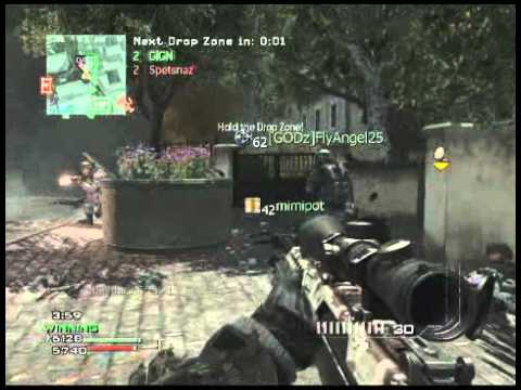 blacK_wzRd - MW3 Game Clip -ZCFN9mLPri8