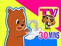 Busy Beavers TV Show | Wash My Hands | Season 1 Ep. 3 | Baby Learning, Teach Toddlers, Kids Songs