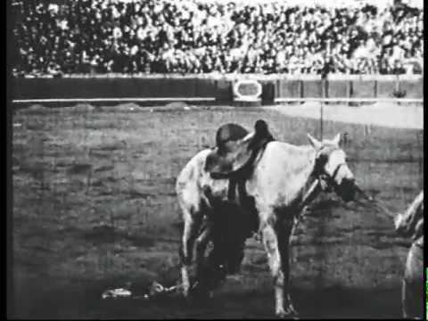 Cuando los caballos no llevaban peto