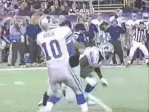 THE Best NFL Hits set to MNF Music! Includes Theismann Leg Break!