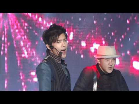 111028 Kim Kyu Jong-Yesterday @MTV The Show [Multi Angles ver.]