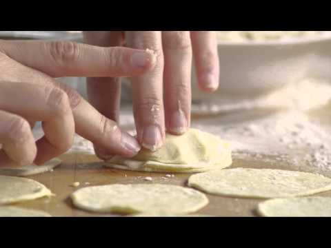 How to Make Pierogi Polish Dumplings
