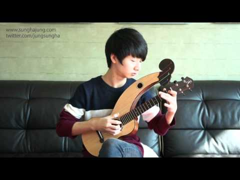 (Harp Ukulele) Dust In The Wind - Sungha Jung