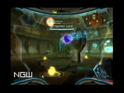 Metroid Prime 3 - Elysia - Botanica