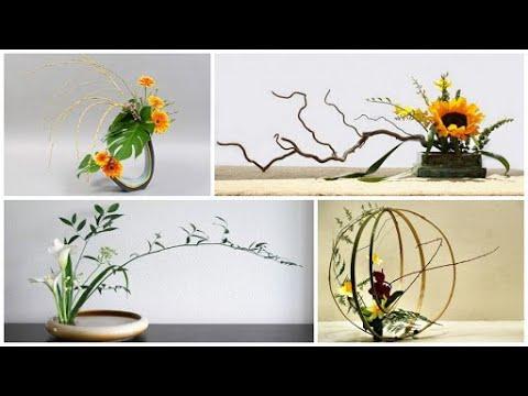 Cách cắm hoa theo phong cách hiện đại