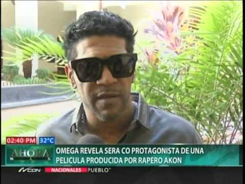 Omega revela será co protagonista de una pelicula