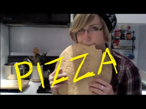 My Drunk Kitchen, Ep. 12: Pizza