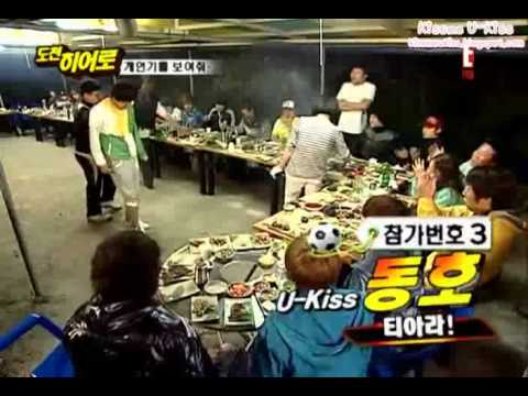 Kevin & Dongho  Dances 'Crazy Because of U + Oh! + Chitty  Bang' -ZF-D7QmB6cA