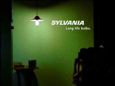 "Sylvania Lighting ""Long Life"""