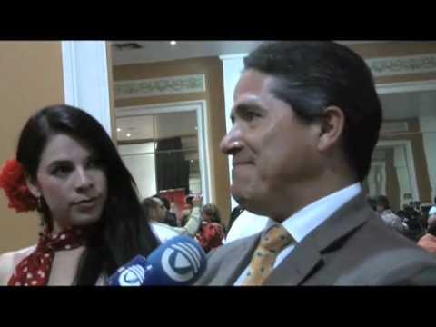 Presentación del Serial Taurino de la Feria Nacional de San Marcos 2012