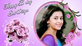 Actress Sri Divya Celebrated Her 29th Birthday...! Kollywood News 25-05-2016 online Actress Sri Divya Celebrated Her 29th Birthday...! Red Pix TV Kollywood News