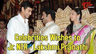 Jr NTR Weds Lakshmi Pranathi 02