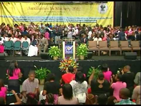 Official 2012 COGIC AIM Praise Break ~ Birmingham, AL