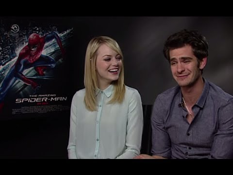 Comedy Central UK - A Moment with...Andrew Garfield & Emma Stone