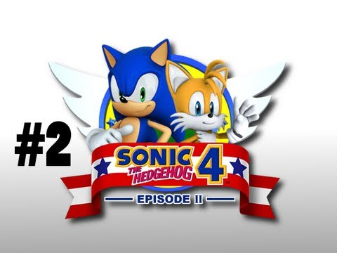 Sonic the Hedgehog 4 Episode 2 - Sylvania Castle Zone Act 3 (Xbox 360)