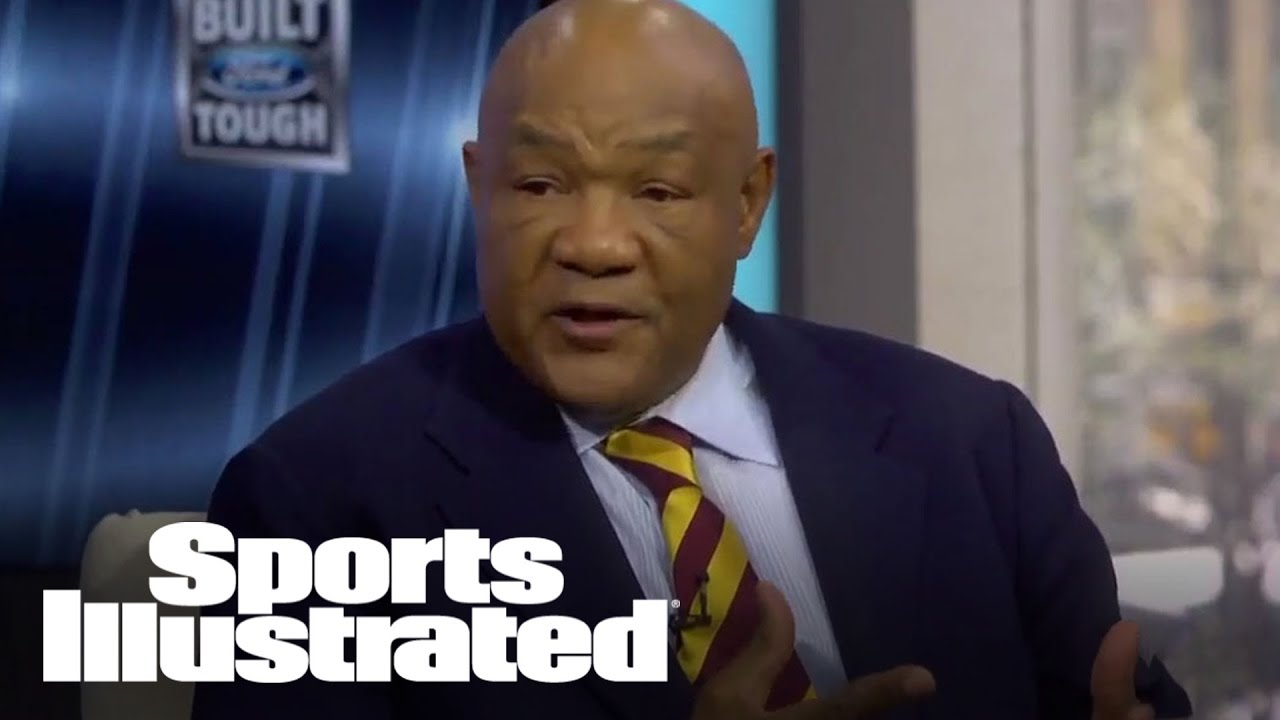 George Foreman: What it's like to prepare for a mega-fight like Mayweather vs. Pacquiao | SI Now