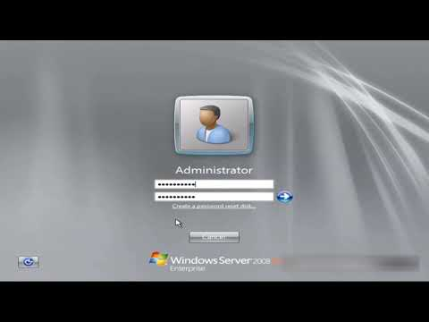 How To Install and completely configure Windows Server 2008 R2 For Your First Domain Controller