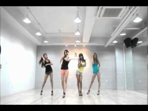 So Cool Dance - Sistar [slow + mirror]