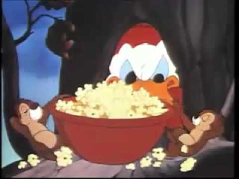 Donald Duck - Corn Chips -ZJHwG2nf01o