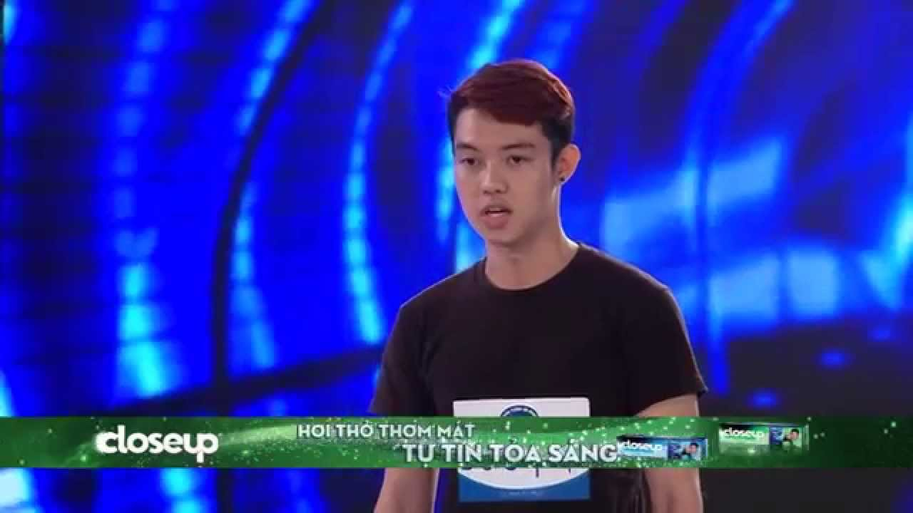 Vietnam Idol 2015 - Tập 2 - Rolling In The Deep - Phạm Nguyễn Duy
