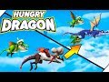 НОВЫЙ ДРАКОН + ТУРНИР - Hungry Dragon # 2