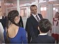 Глава Чувашии Михаил Игнатьев в Новочебоксасарске посетил школу №17