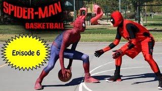 在籃球場上所向無敵的蜘蛛俠,今天遇到新的對手...最後他能不能保住一哥地位呢? -