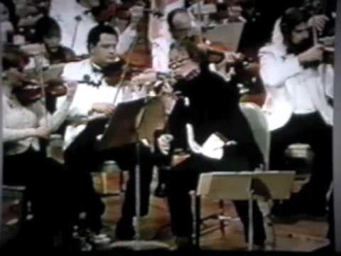 Itzhak Perlman and Peter Schickele, Part 2