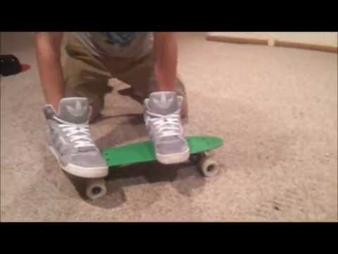How To Ollie Like A Pro On A Penny Board