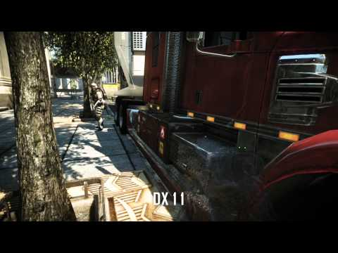 CRYSIS 2 Ultra Upgrade Trailer