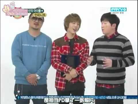 [Eng Sub] 111224 Infinite - Weekly Idol 1/3