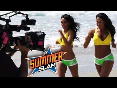 Summer with The Bella Twins - Outside the Ring