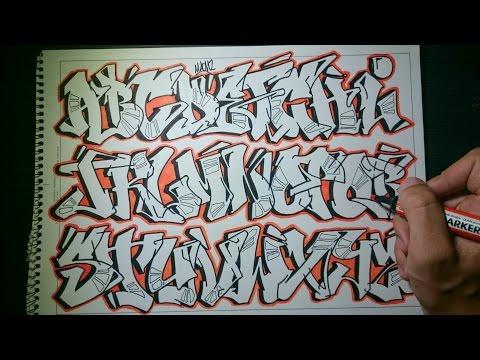 Escuchar Abecedario en Graffiti - Todas las letras - Descargar MP3 ...