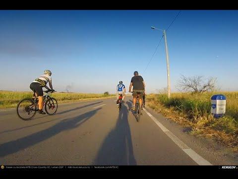 Montaj video: Joi seara pedalam lejer / #42 / Bucuresti - Darasti-Ilfov - 1 Decembrie [VIDEO]