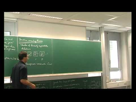 Lecture 04, part 2 | Pattern Recognition