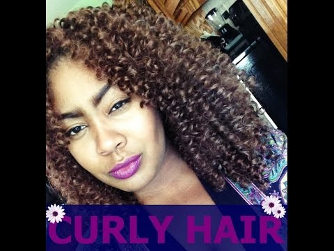 My Big Curly Hair Secret Crochet Braids