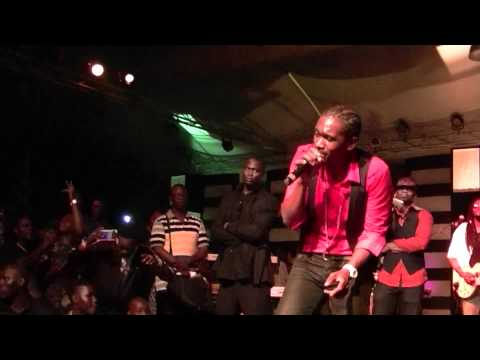 BUSY SIGNAL ONE MORE NIGHT LIVE @ RESOLUTION 2012 GHANA CONCERT