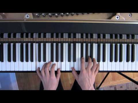 Jazz Piano Lesson #35:  Voicing, Melody, Harmony (ii-V-I)