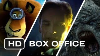 Weekend Box Office - June 8-10 2012 - Studio Earnings Report HD