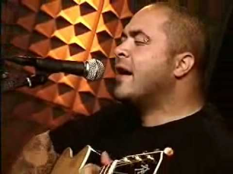 Staind - So Far Away (Acoustic in Yahoo Studios)