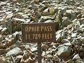 Ophir Pass Imogene Pass Telluride Colorado Jeep Ride all-4-fun 2014