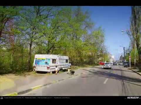 VIDEOCLIP Cu bicicleta prin Bucuresti - 4: Centrul Istoric - Lacul Morii - Universitate