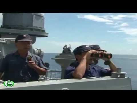 Tàu hộ vệ tên lửa của Hải quân Việt Nam.mp4