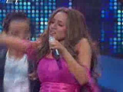 Eurovision 2008 Greece - Kalomoira - Secret Combination (HQ)