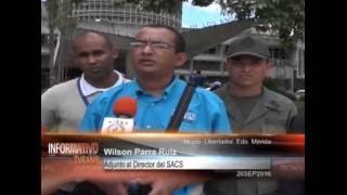 Inspección al IAHULA enmarcada en el 7to vértice GMAS, ZODI Mérida
