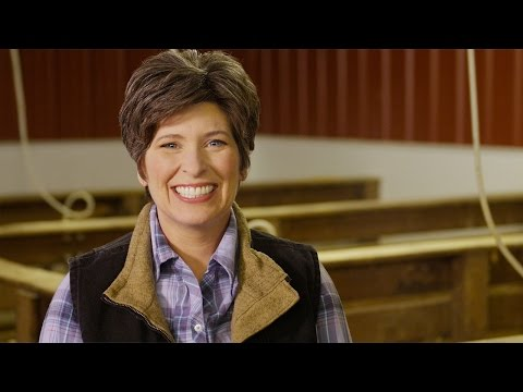Joni Ernst's Family Received Hundreds Of Thousands In Government Aid